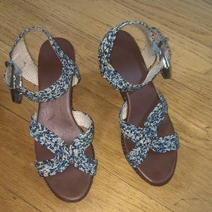 Matt Bernson wedge sandals